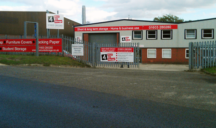 Secure Self Storage In Thetford King S Lynn And Norwich